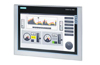 Simatic HMI, TP1200 Comfort, 12-in. 16mil. colors TFT display, ProfiNet interface, MPI/ProfiBus DP interface, 12MB user memory, WIN CE6.0, conf. WINCC Comfort V11, Siemens