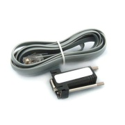 OCS Programming Cable, 9-pin female (PC) to RJ-45 (OCS) - 6 feet, Horner