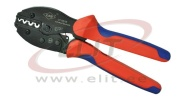 Crimping Pliers LY, 0.5..16mm², indent crimp, non-insulated cable lugs DIN EN60228 cl.5