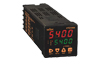 Preset/Multifunctional Counter XTC5400, pulse/time, 2x4 LED, scalable, several time ranges, 2x SP, 2SPST (2NO) 5A 250V, 85-270V, □45x45mm, Selec