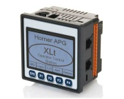 XLt - CsCAN, 12 DI (4HSC), 0 DO, 6 Relay Out, 4 AI (10bit, V/mA), Horner
